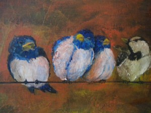 Birds On A Wire6