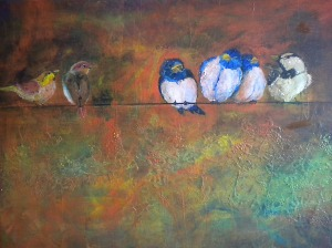 Birds On A Wire8