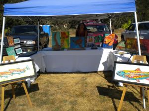 Rotary Wine and Art July 2014 (11)