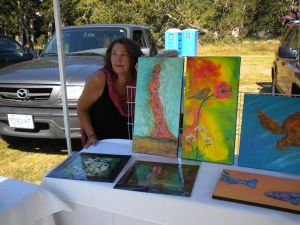 Rotary Wine and Art July 2014 (8)