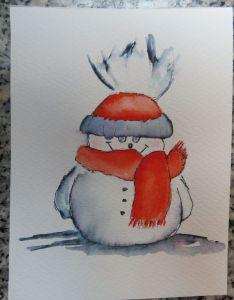 ElegantWriter Snowman (2)