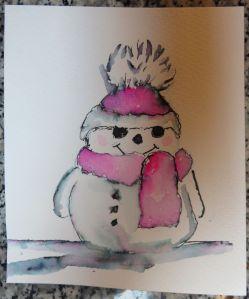 ElegantWriter Snowman (6)