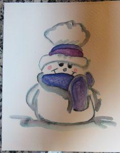 ElegantWriter Snowman (7)