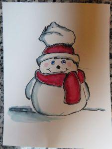 ElegantWriter Snowman (8)