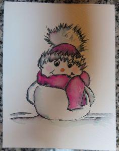 ElegantWriter Snowman (9)